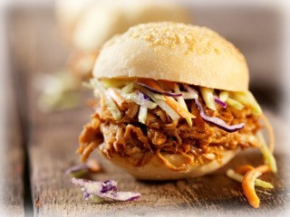 PULLED PORK SANDWHICH