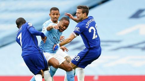 City perde para o Chelsea e adia título no Inglês