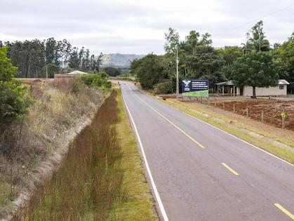 Estado moderniza acesso rodoviário para fomentar o turismo em Iretama