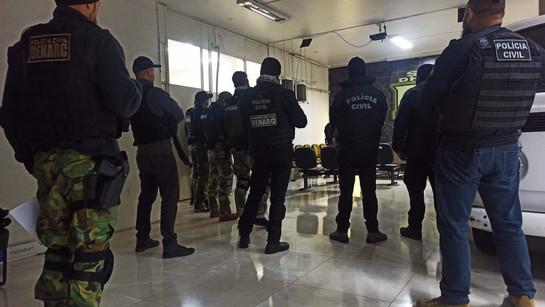 Polícia deflagra operação contra suspeitos de tripla tentativa de homicídio