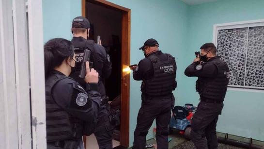 Polícia mira grupo envolvido em homicídios e tráfico de drogas em Paranaguá