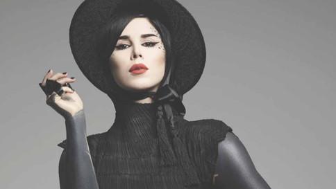 Kat Von D revela single 'Enough' de seu novo disco 'Love Made Me Do It'