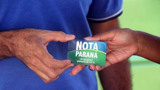 Nota Paraná faz novo milionário em São José dos Pinhais