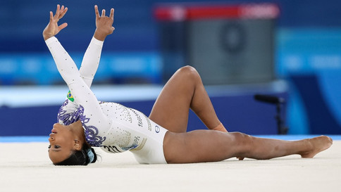 Tóquio 2020: Rebeca Andrade se classifica às finais da ginástica artística