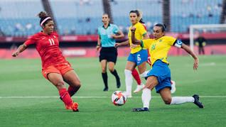 Tóquio 2020: Brasil perde para o Canadá nos pênaltis e está eliminado no futebol feminino