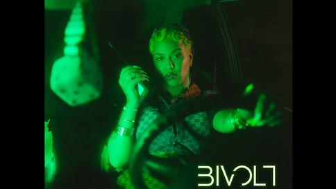 Bivolt lança segundo álbum 'Nitro' e clipe com Duda Beat; assista aqui