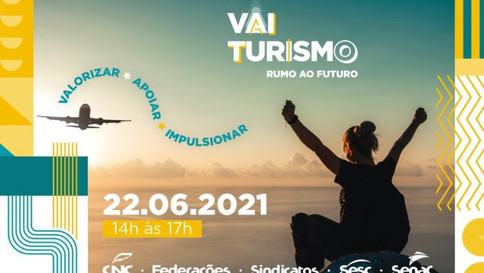 Confederação Nacional do Comércio lança projeto de resgate do setor turístico