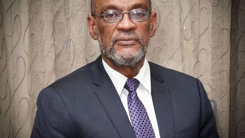 Haiti nomeia novo primeiro-ministro após assassinato de presidente
