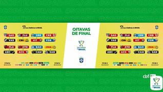 Copa do Brasil 2021: veja os confrontos de todos os classificados
