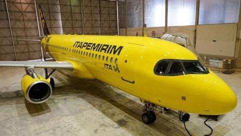 Itapemirim realiza voos de certificação da Anac nesta semana