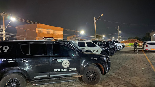 Operação mira tráfico de drogas sintéticas em Guarapuava e Curitiba
