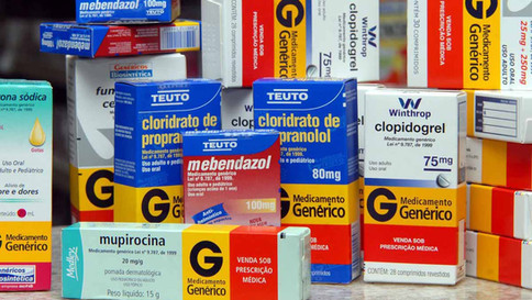 62,6% dos consumidores adquiriram pelo menos um medicamento genérico nos últimos 12 meses