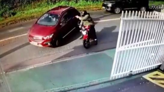 Polícia encontra moto usada na execução de Ana Paula Campestrini
