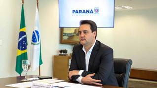 Brasil detém tecnologia e grande potencial para geração de energia renovável, destaca Ratinho Jr