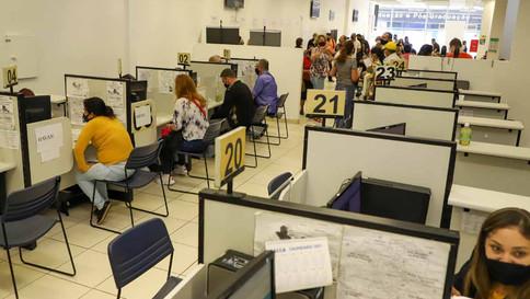 Agências do Trabalhador ofertam 1.475 vagas de emprego em Curitiba e Região Metropolitana