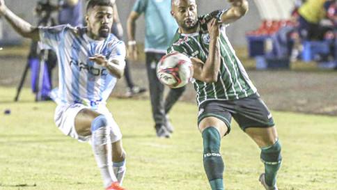 Coritiba perde para o Londrina por 1 a 0