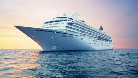 Crystal Cruises lança 15 novos cruzeiros partindo de St. Maarten