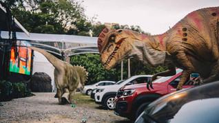 Jurassic Safari Experience chega em agosto a Curitiba