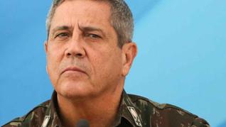 Aras vai intimar general Braga Netto para explicar ameaças às eleições