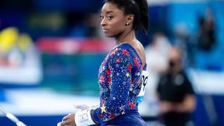 Simone Biles desiste da final individual geral nas Olimpíadas de Tóquio 2020