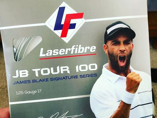 String Review: Laserfibre JB Tour 100 (1.25)