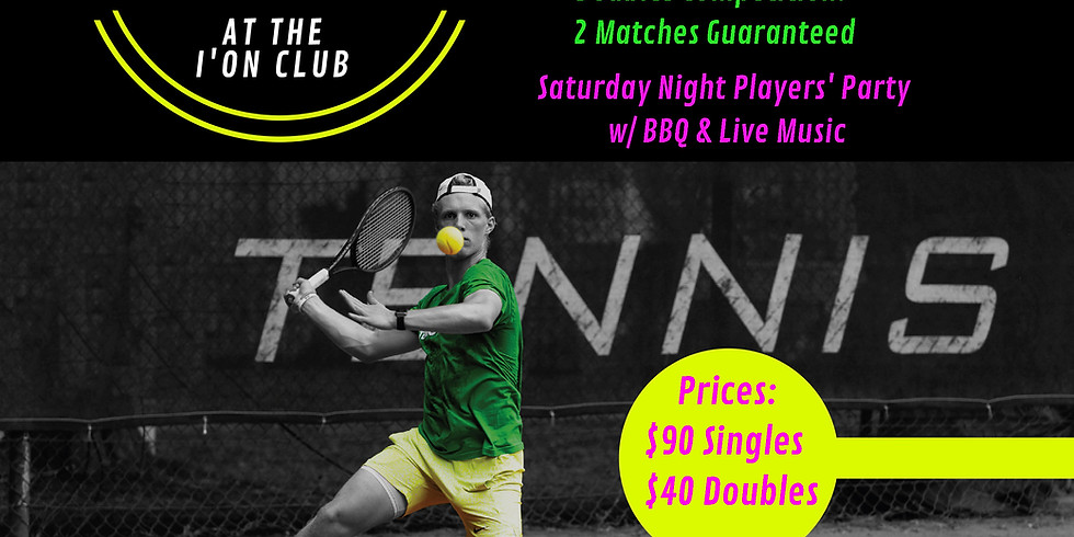 Charleston Tennis Circuit Junior Tournament