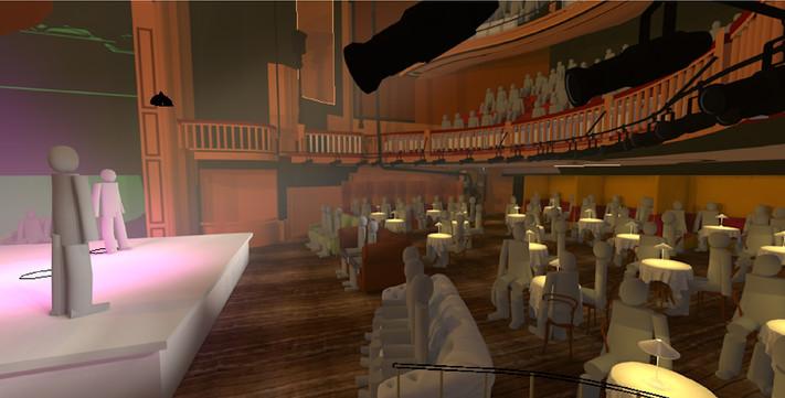 Playhouse. September 2020