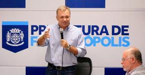 Gean Loureiro confirma reunião para avaliar liberação do futebol em Florianópolis