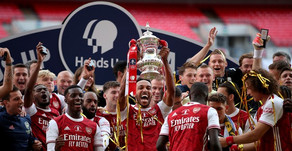 Arsenal vence o Chelsea e fatura a Copa da Inglaterra
