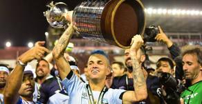 """Luan se despede do Grêmio em rede social: """"Sei que meu nome está na história"""""""
