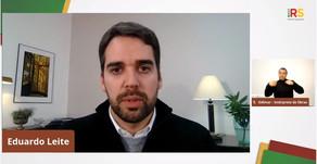 Gauchão: Governador elogia protocolos da FGF, mas...