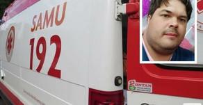 Motociclista de morre em Joaçaba depois de ter perna amputada em acidente