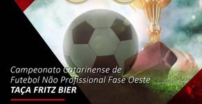 Estadual de Futebol Amador 2020 é Cancelada