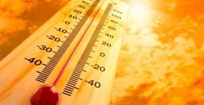 Com temperaturas próximas dos 40°C, Defesa Civil de SC emite alerta de calor