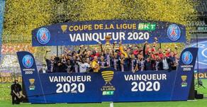Nos pênaltis, PSG conquista Copa da Liga