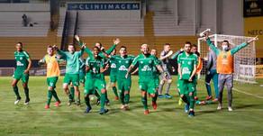 Nos pênaltis, Chapecoense derrota o Criciúma e vai para a quinta final consecutiva