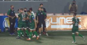 Gama vence o Bahia de Feira e segue com a melhor campanha da Série D