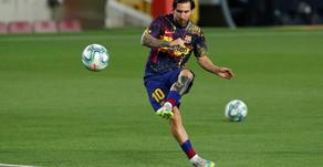 Inter de Milão planeja oferecer salário de R$ 307 milhões por Messi