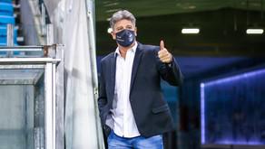 Renato renova contrato com o Grêmio até o fim da temporada