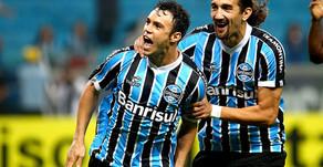 Grêmio quita dívida com Kleber Gladiador