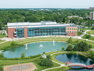 conference center campus lake