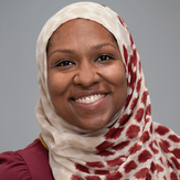 Qadira Huff, MD MPH FAAP DipABLM (welcomed to the board in July 2021!)