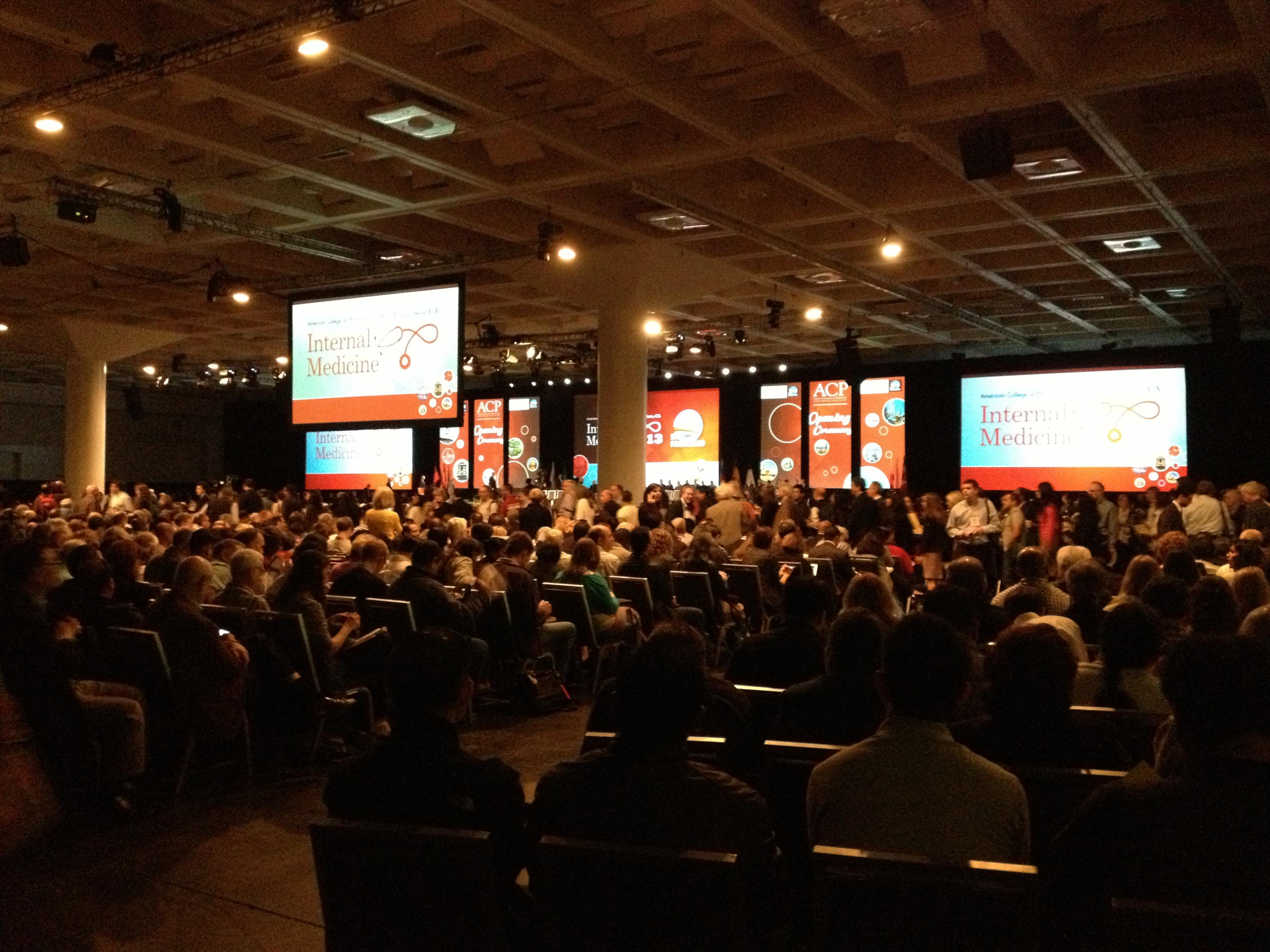 Reunión Anual ACP (San Fco, USA)