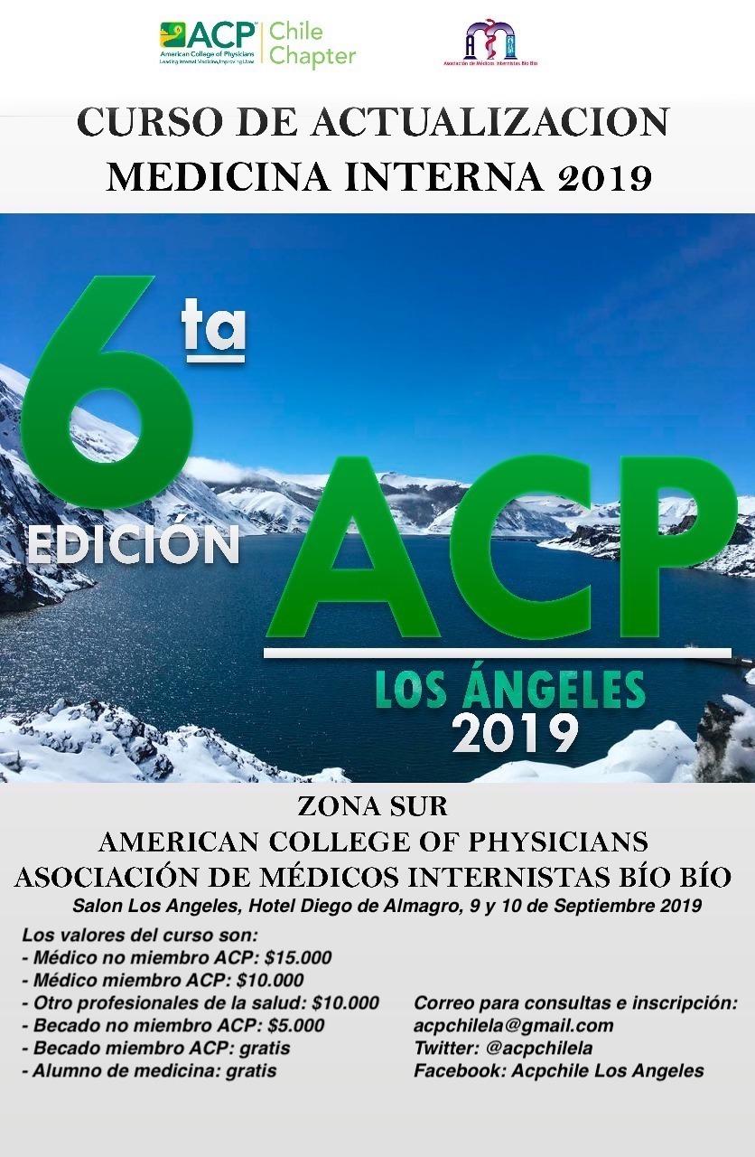 Afiche ACPLA