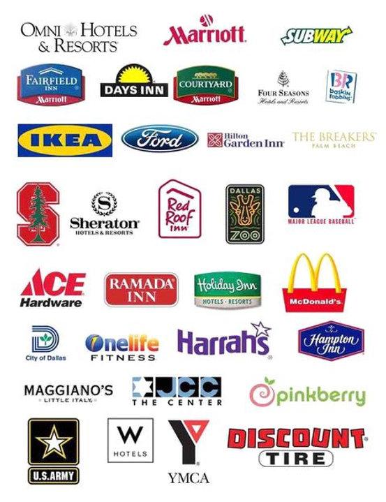 Corporations using Non Slip Services