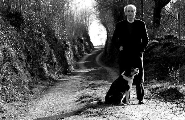 John McGahern with dog.jpg