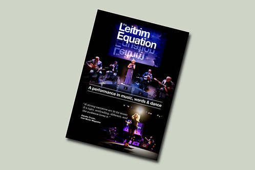 DVD - Leitrim Equation, A Performance in Music, Words & Dance