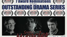 """Small Miracles"" Nominated at LA Web Fest 2015!"