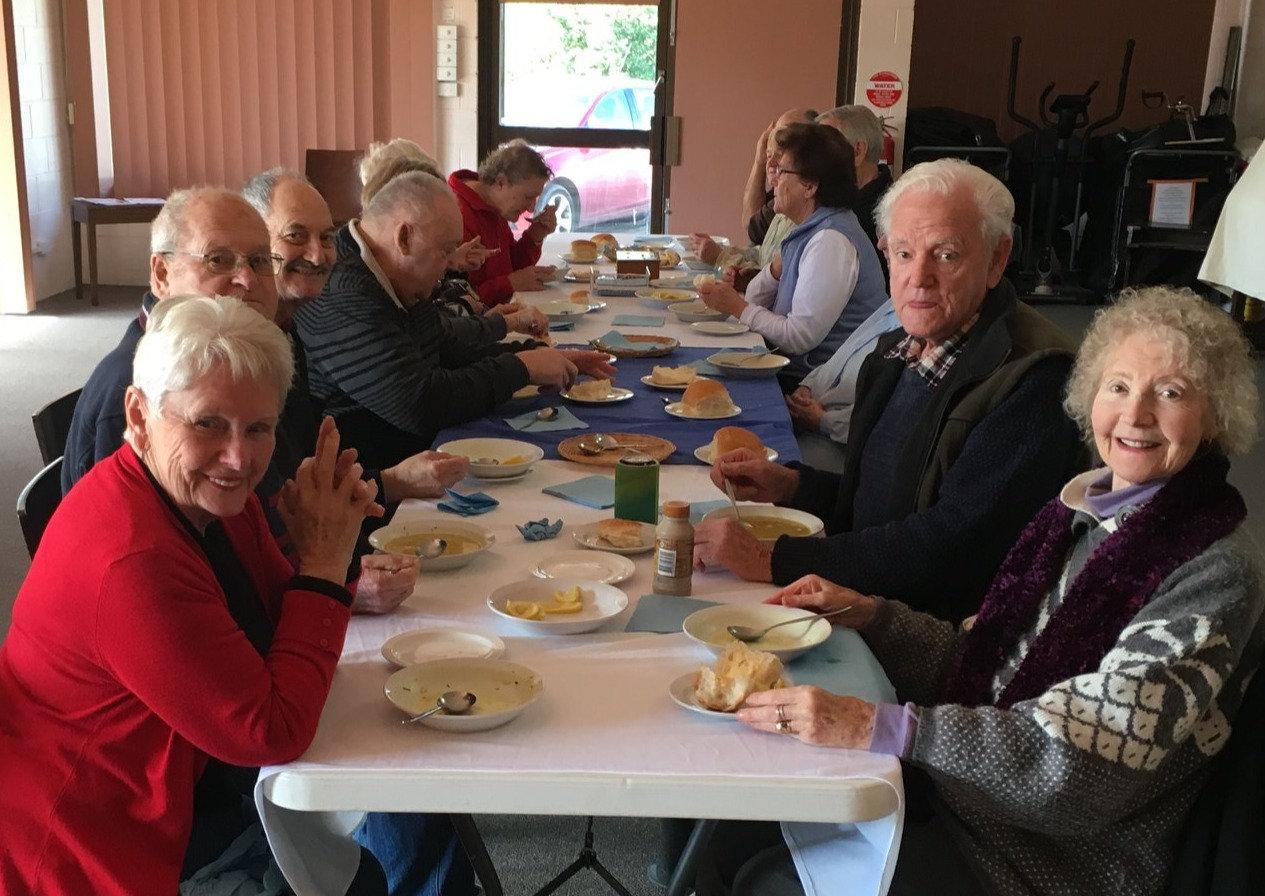 Community Lunch Thursdays 12pm