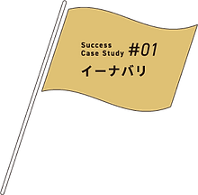 Success Case Study #01 イーナバリ